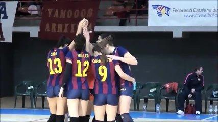 barcelona tight shorts volleyball - scene 4