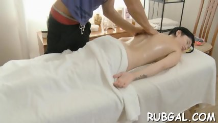 Amateur bitch rides on a hard rod - scene 4