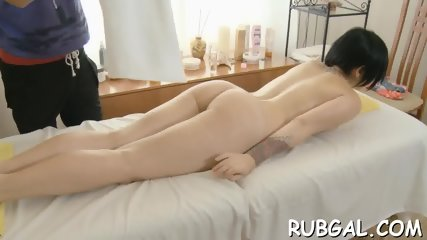 Amateur bitch rides on a hard rod - scene 5