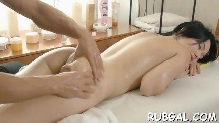 Amateur bitch rides on a hard rod - scene 7