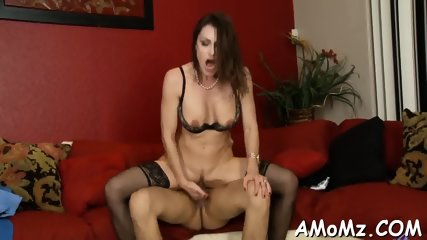 Mom craves for deep penetration - scene 5