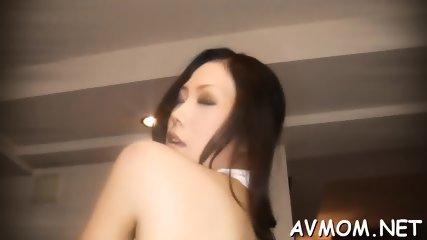 Hot mom seduces two horny dudes