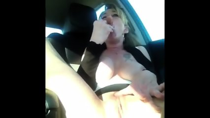 Shannon Dubois Car Squirt - scene 8