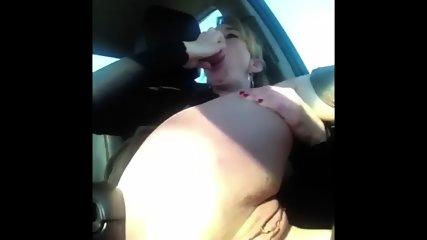 Shannon Dubois Car Squirt - scene 11