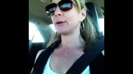 Shannon Dubois Car Squirt - scene 1
