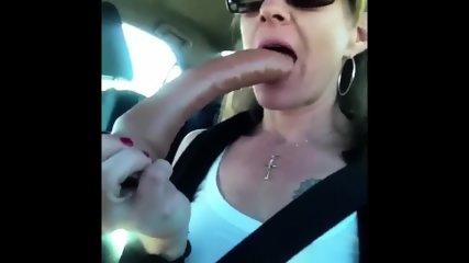 Shannon Dubois Car Squirt - scene 2