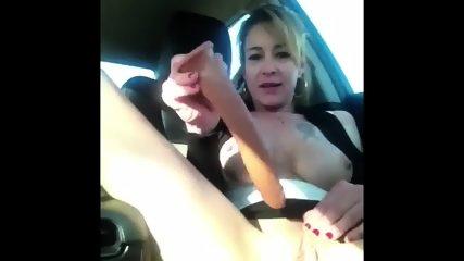 Shannon Dubois Car Squirt - scene 5