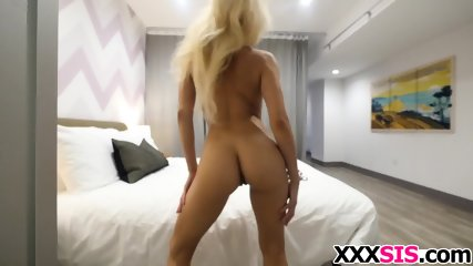 Blonde Elizabeth Jolie Gets Fucked By Stepbro