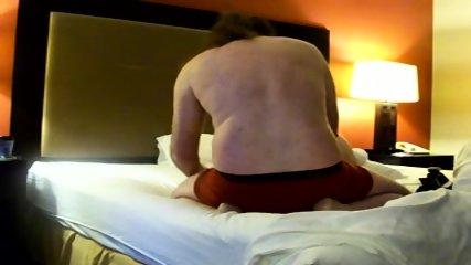 Milf hotel room bondage