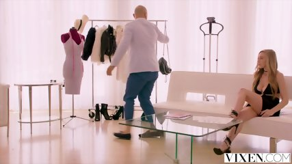 VIXEN Kendra Sunderland Cheats With Her Boss - scene 3