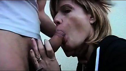 FRANCD MATURE 22 Blonde Mûre Mère Milf