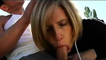 FRANCD MATURE 22 Blonde Mûre Mère Milf - scene 4