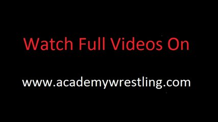 Blonde take a pussy and ass in the face in Academy Wrestling