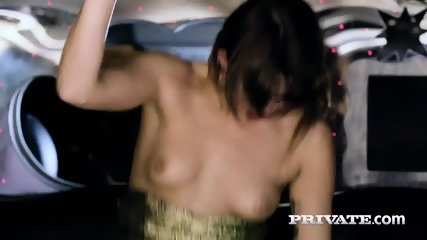 Orgy In The Limousine - scene 9