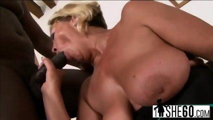 Gay white ass interracial fuck facial