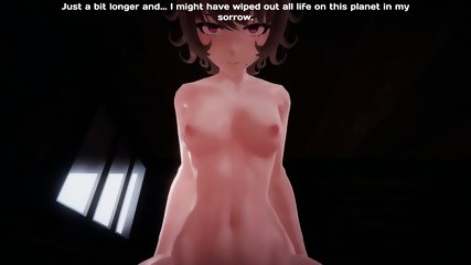 Monster Girl Island Demo - Mystery Girl Voiced Scene (HD) - scene 11