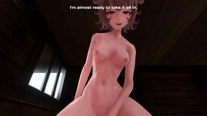 Monster Girl Island Demo - Mystery Girl Voiced Scene (HD) - scene 4
