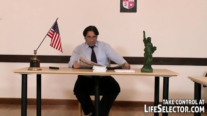 Fuck Marathon In A Sorority School - scene 1