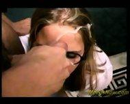 Girl with Glasses - scene 12