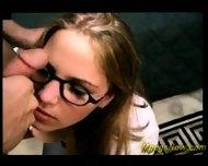 Girl with Glasses - scene 6