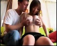 Busty asian babe - scene 6
