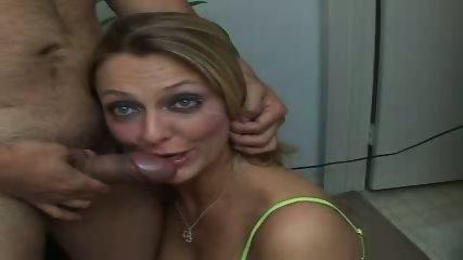 Brenda loves cum on her face - scene 12