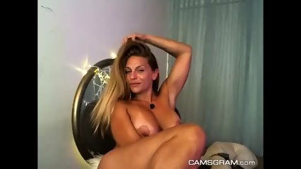 Trying Out Her New Sex Toy Just For You - scene 2