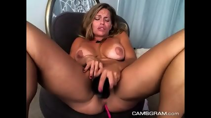 Trying Out Her New Sex Toy Just For You - scene 7