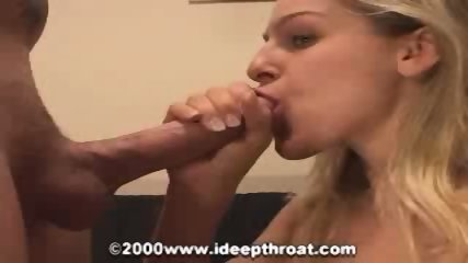 Blond slut loves a dick from her ass to her mouth - scene 11