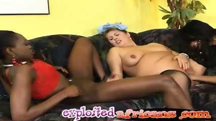 African lesbians licking and fisting pussies