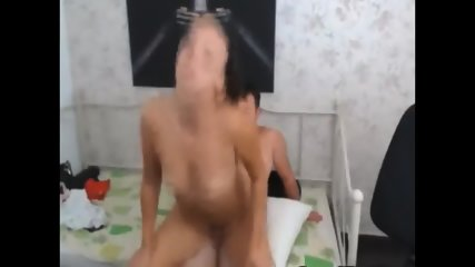 Chubby Dude Fucking Her Sexy Babe Roommate Part 2 on camgirlfeed.com