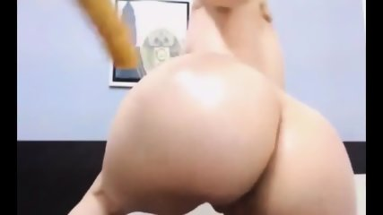 Hot Babe With Wet Pussy After Fucking Herself - scene 2