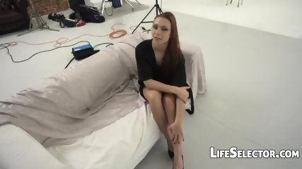 Hot Red Head In Action - Ornella Morgan - scene 4