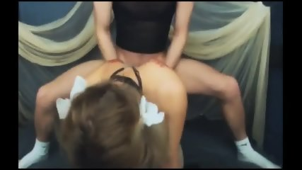 DeepThroat Blowjob And Hardcore Fucking Of Couple - scene 6