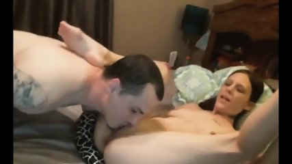 Hot Brunette Gets Fucked In Missionary Position - scene 6