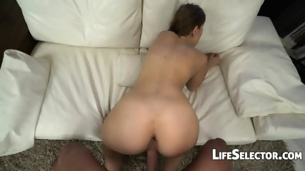 EU Teen Likes It In The Ass - Julia Red