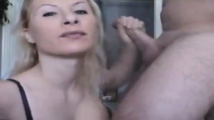 Smoking Girl Gets Facial - scene 3