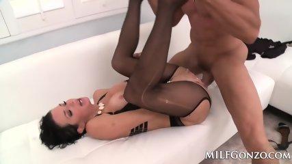 MILFGonzo Veronica Avluv Fucks Tommy Gunn In Her Lingerie - scene 11