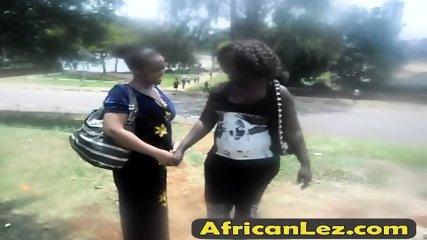 BBW black lesbian scores sexy bitch