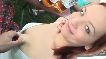 The Sexual Orgy At Oktoberfest Part 2 - scene 8