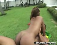 Big Booty Brazilian Ass - scene 6