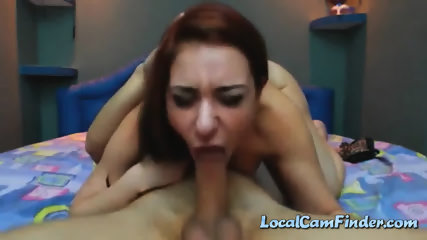 PAWG redhead gets her tight anal hole fucked