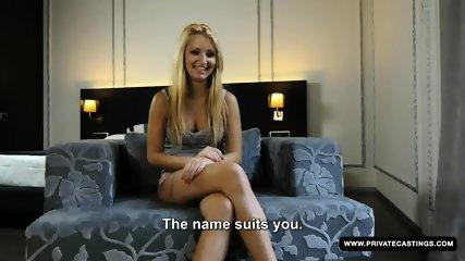 Spanish Beauty Nikky Baby Has Her Casting... - scene 3