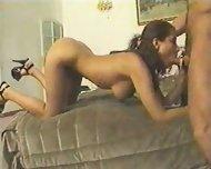 Latina enjoying Blowjob and Anal Sex - scene 2