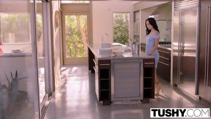 TUSHY Bridesmaid Has Anal Sex With Sisters Husband On Wedding Day - scene 2