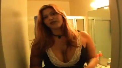 Redhead Wife With Big Boobs - scene 1