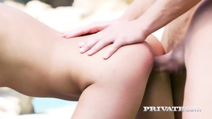 Belle Claire And The Dellai Twins In An Interracial Orgy With Anal And DP - scene 5