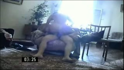 Fucking on the Chair - scene 4