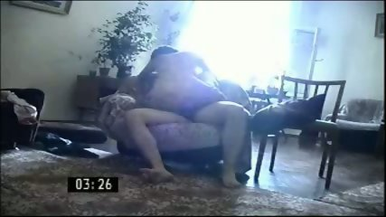 Fucking on the Chair - scene 6