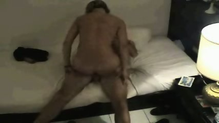 Fucking on the Bed - scene 5